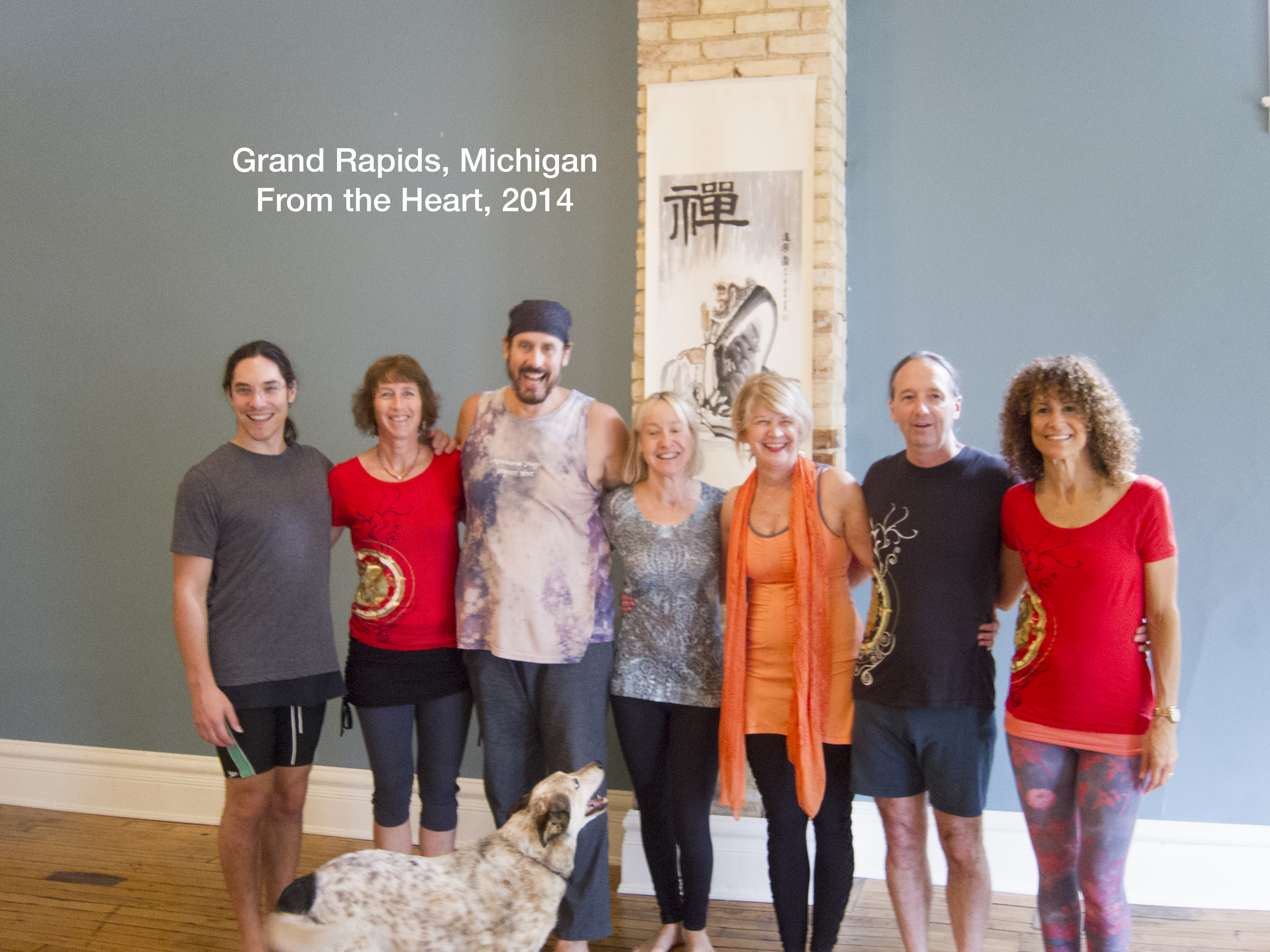 From the Heart Yoga, Grand Rapids, MI