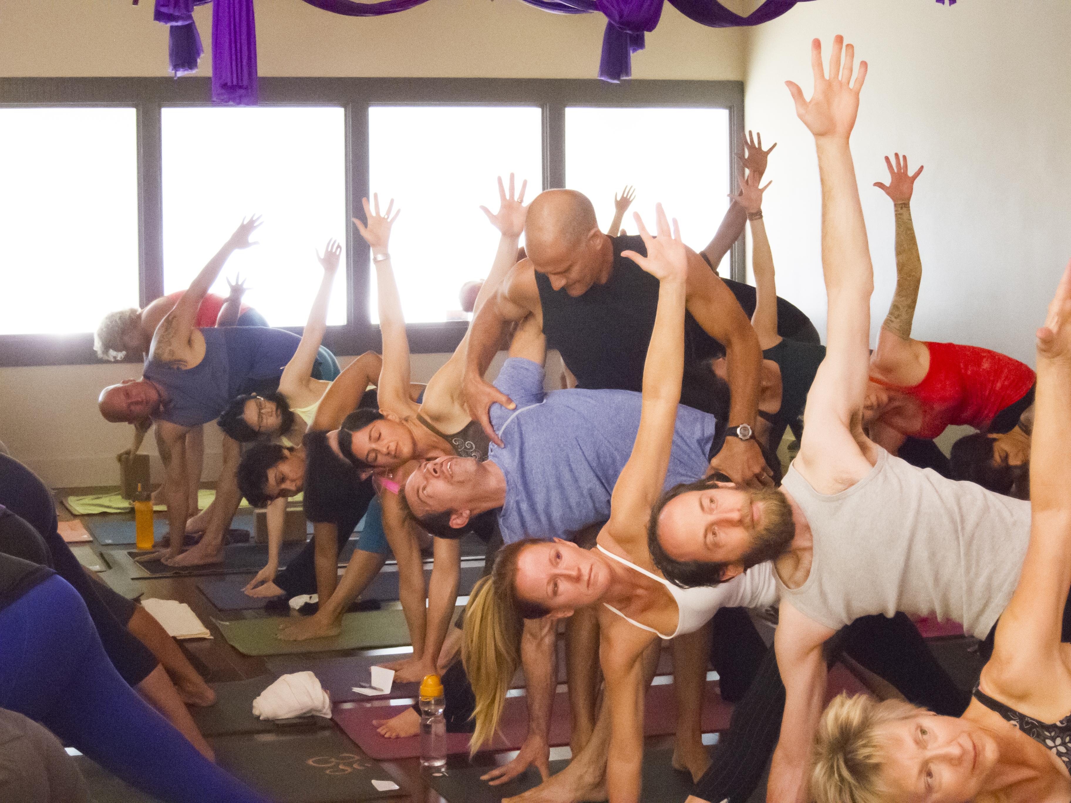 Breathe Yoga, Los Gatos, California,