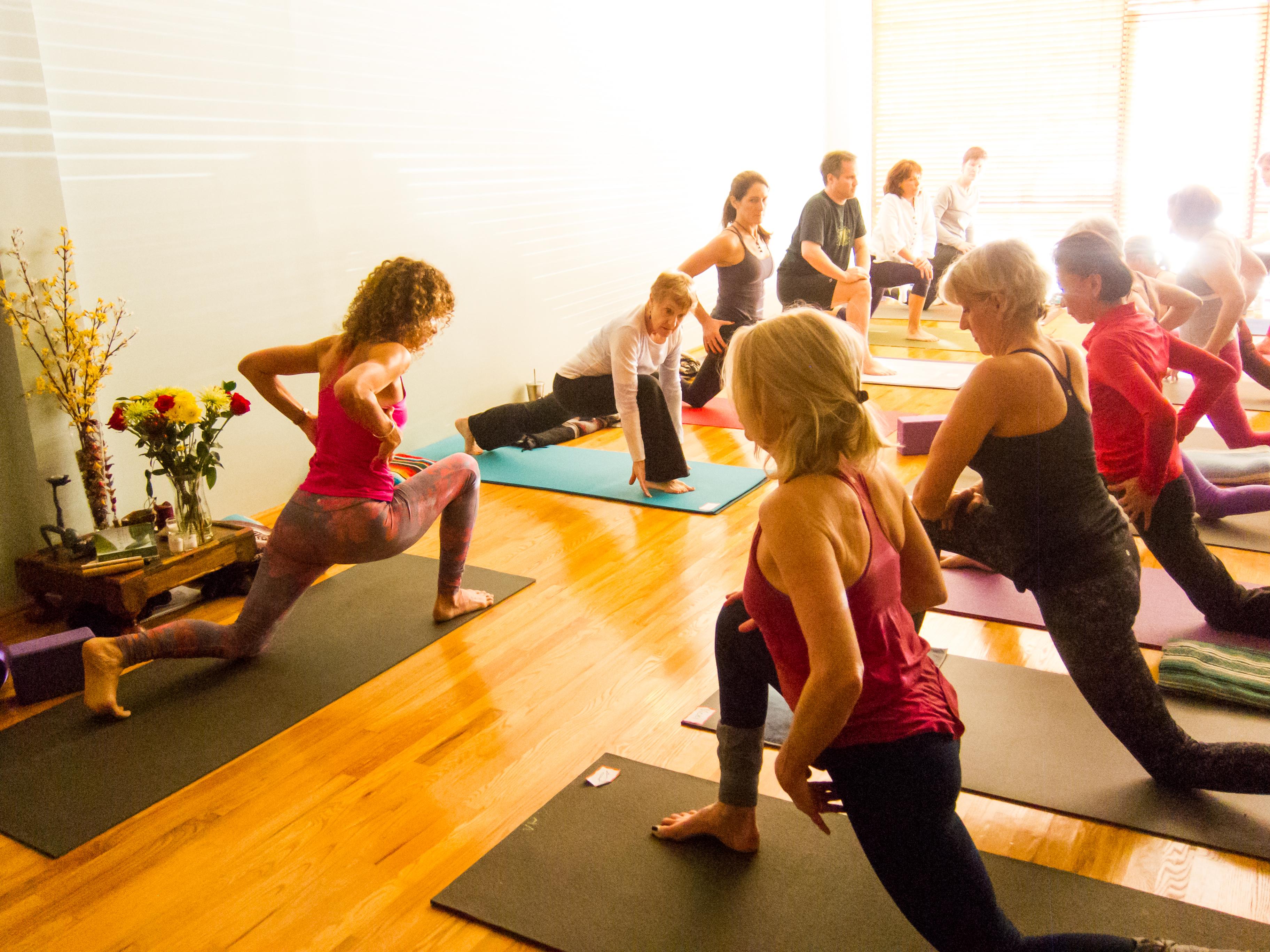 Wisdom Warriors, Springs Yoga, Atlanta, Georgia